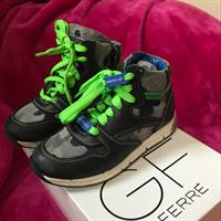 Used GF Ferre Kids Shoes Size 27, Authentic, Perfect Condition  in Dubai, UAE