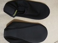 Used Black Water sport shoes in Dubai, UAE