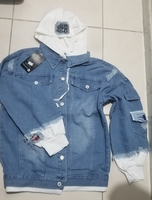 Used Trendy Denim Jacket in Dubai, UAE