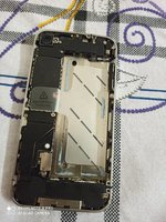 Used Broken iPhone 4s used only Prats in Dubai, UAE