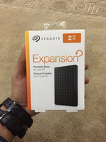 Seagate 2TB Expansion Hard Drive USB 3.0