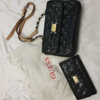 Used Authentic Guess Bag and Wallet in Dubai, UAE