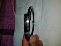 Used Mens bracelet Armani in Dubai, UAE