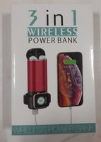 Used 3 in 1 power bank 5200mah in Dubai, UAE