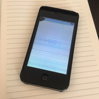 Used iPhone 4S 16GB *damaged in Dubai, UAE