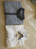 2 branded shirts size Small