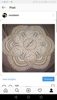 Used Crochet table runner in Dubai, UAE