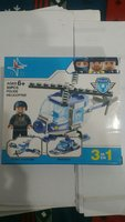 Used Lego sets police helicopter 3 in 1 in Dubai, UAE