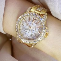 Used Bee sister golden watch in Dubai, UAE