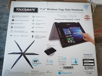 Used Touch mate 11. Windows yoga style notebo in Dubai, UAE