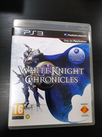 Used Sony PS3 White Knight Chronicles in Dubai, UAE