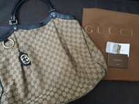 Used Preloved Gucci Sukey Bag/Large in Dubai, UAE