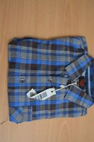 One90One Shirt for Men (Size - S, Blue)