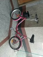 Used Children bike with gaer in Dubai, UAE