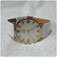 Used White OMEGA watch in Dubai, UAE