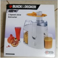 Used Brand new black and decker juicer in Dubai, UAE