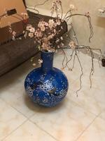 Used Blue vase in Dubai, UAE