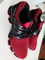 Trend Air cushion shoes-Red