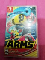 Used Nintendo switch game  ARMS in Dubai, UAE