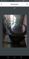 Used 4 Seater Dining Table in Dubai, UAE