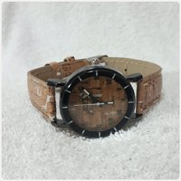 Amazing brown S&Y watch brand new..