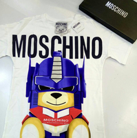 Moschino Shirts Comes With A Box And Paper Bag