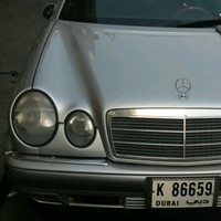 Used mercedes e320  in Dubai, UAE
