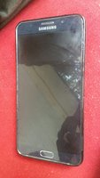 Used Glaxey note 5 lCD broken only in Dubai, UAE