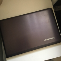 "Used Lenovo Z570 15"" laptop i5 4GB 320GB HDD in Dubai, UAE"