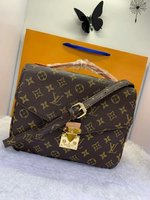 LV Pochette Metis Monogram Canvas
