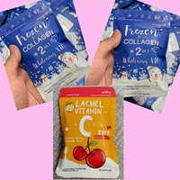 Used FROZEN COLLAGEN 2 AND LACHEL VIT C 1 in Dubai, UAE