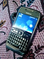 Used Nokia E71 (With WiFi) in Dubai, UAE