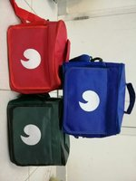 Used Lunch box bag for 3 pices in Dubai, UAE