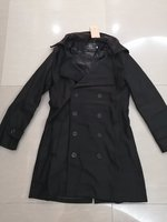Used MEN'S FORMAL TRENCHCOAT SIZE L in Dubai, UAE