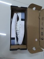 Used Converse white shoe original in Dubai, UAE