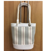 Used Preloved Burberry bucket Bag. With minor scuffs at The bottom of the bag in Dubai, UAE