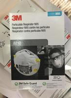 Used 3M  FACE MASK 8210 1 pcs in Dubai, UAE
