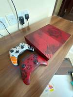 Used Xbox one s limited edition gear of wars in Dubai, UAE