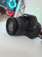 Used Camera Canon EOS 600D / like NEW in Dubai, UAE