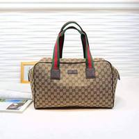 Used Gucci duffel bag in Dubai, UAE