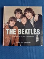 Used The Beatles, the illustrated biography in Dubai, UAE