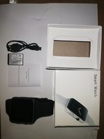 Used X6 Smart Watch Black in Dubai, UAE