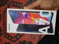 Used Samsung galaxy A70 black 128gb 6gb ram in Dubai, UAE