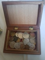 Used 27 Coin Collection & Mosaic Box in Dubai, UAE