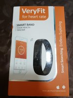 Used smart wristband watch with 2 extra bands in Dubai, UAE
