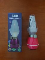 LED  Retro Lamps
