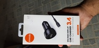 Used Porodo car charger with type C - cable in Dubai, UAE