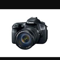 Used Canon EOS 60 D, with its bag in Dubai, UAE