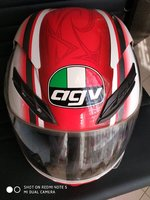 Used Agv Rossi Bike Helmet M size in Dubai, UAE