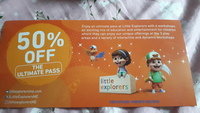 Used Little Explorers ULTIMATE PASS in Dubai, UAE